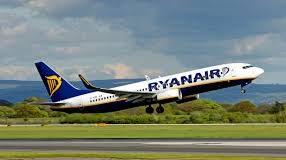 Ryanair taglio dei voli in sardegna