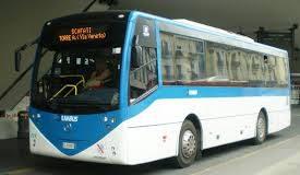Viaggiare per Napoli in autobus? No grazie