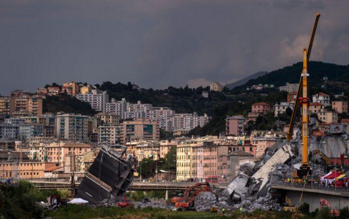 Decreto Genova: autostrade avrà 30 giorni per pagare il nuovo ponte
