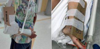 Reggio Calabria: in ospedale manca il gesso