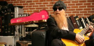ZZ Top: Billy Gibbons e David Guetta