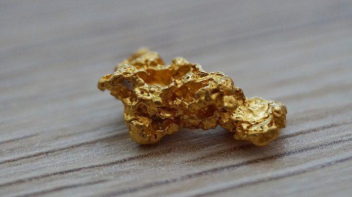 Trovata pepita d'oro da un chilo e mezzo con il metal detector