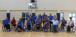 Mondiali di basket in carrozzina: via al sogno azzurro