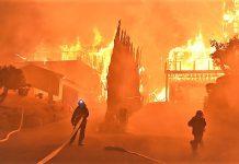La California prigioniera dell'incubo incendi