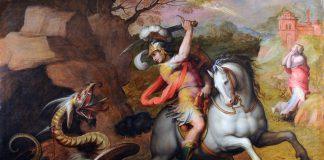 San Giorgio Martire e l'onomastico di Papa Francesco