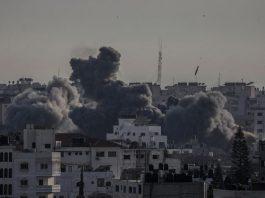 Tregua in atto fra Israele e la striscia di Gaza
