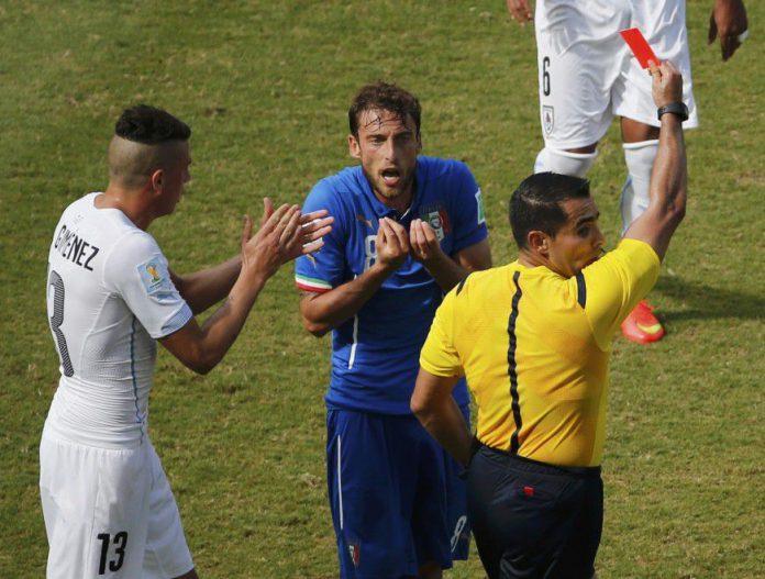 Mondiali 2014: Il colpo di testa di Godin manda a casa l'Italia