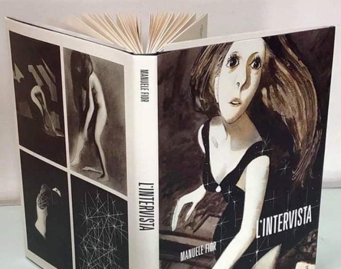 L'Intervista di Manuele Fior arriva la Deluxe Collector