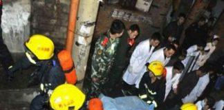 Cina: esplosione in una fabbrica