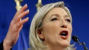 Marine Le Pen : l'euroscetticismo in difesa degli stati nazionali.