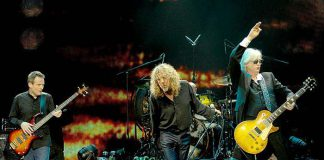 Led Zeppelin: possibile reunion al Glanstonbury 2014