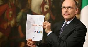 Movimento 5 Stelle: Letta deve presentare il nuovo programma al Parlamento