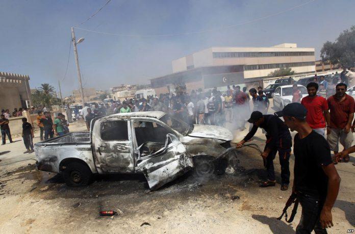 Il terrore continua a scuotere la Libia