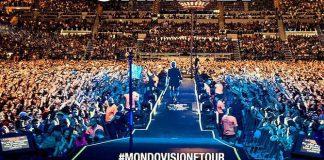 Ligabue in Mondovisione a Roma: inizia così il tour 2014