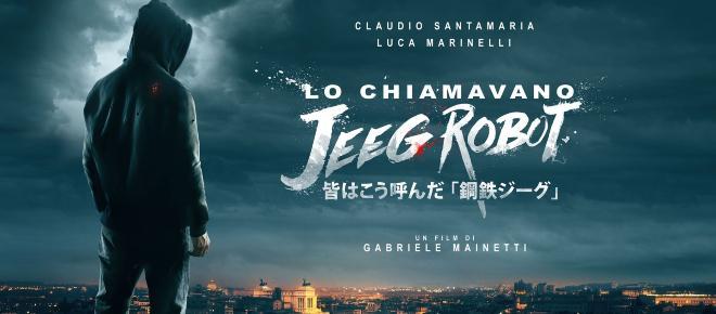 Lo chiamavano Jeeg Robot: un successo italiano
