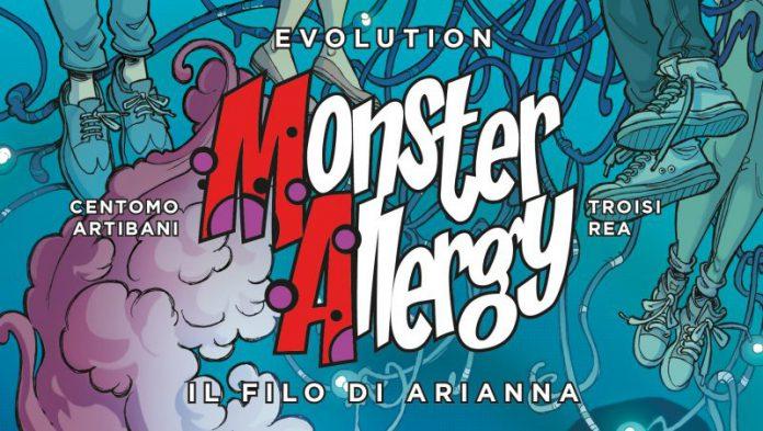 Licia Troisi si unisce al team Monster Allergy