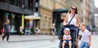 I passeggini trio più amati dalle mamme italiane