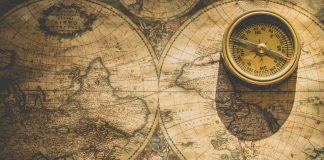 Incredibile mappa dei tesori sommersi
