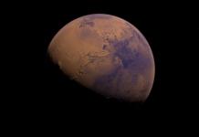 Pianeta Marte: dove l'acqua si fece sabbia