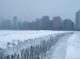 Usa: ondata di gelo polare  21 vittime