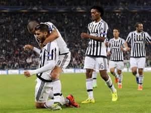 La Juventus spera di tornare grande in Champions