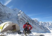 Nanga-Parbat: disperso l'alpinista Daniele Nardi