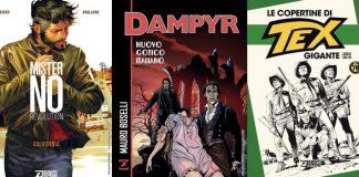 Ecco i tre nuovi volumi da libreria e fumetteria della SBE