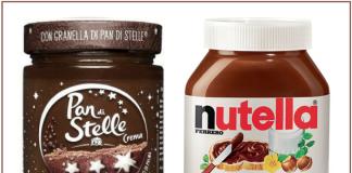 Crema Pan di Stelle vs Nutella: prezzi
