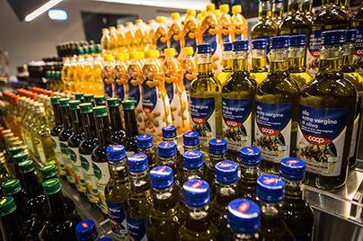 Coop : per smascherare le frodi sull'olio di oliva si affida al naso elettronico
