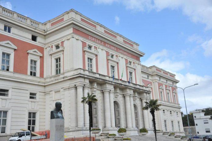 Napoli: il fantasma dell'ospedale