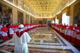 Papa Francesco durante l'Angelus annuncia:nominero' 16 nuovi cardinali