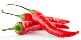 Peperoncino: perfetto contro sovrappeso