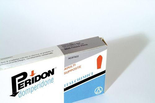 Il medicinale Peridon tolto dal commercio
