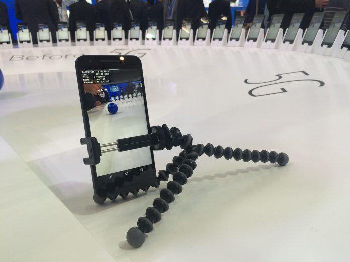 La vendita degli smartphone in 5G è destinata a salire nei prossimi anni