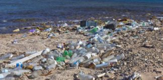 Plastic Beach a Castel Volturno