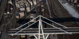 Genova: demolizione del ponte entro il 15 dicembre