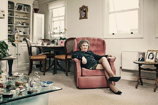 La prostituta più vecchia del Regno Unito