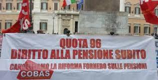 Quota 96: salta il pensionamento degli insegnanti nella riforma della PA