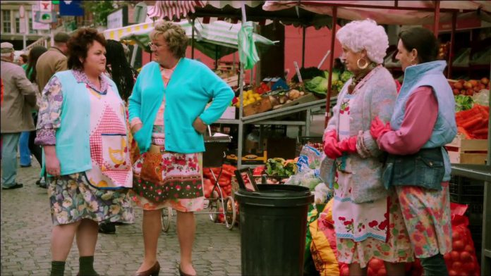 La vecchia signora Brown incassa 9 milioni di sterline.