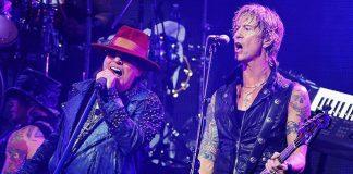 Axl Rose : addio ai Guns N' Roses. E' una bufala