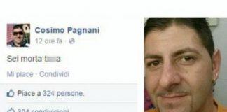 Salerno: uccide l'ex moglie a coltellate e lo scrive su Facebook