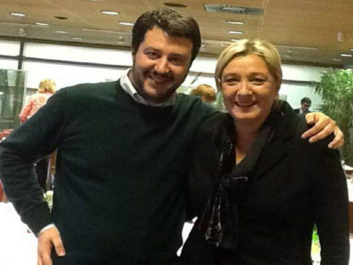 Pochi alleati: niente eurogruppo per la coppia Le Pen-Salvini