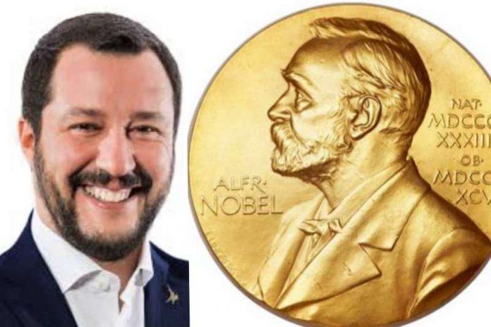 Nobel per la Pace a Salvini? La storia racconta che c'è stato di peggio