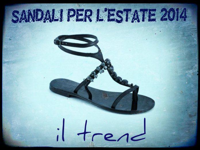 Sandali con tacco basso per l'Estate 2014: novità e suggerimenti