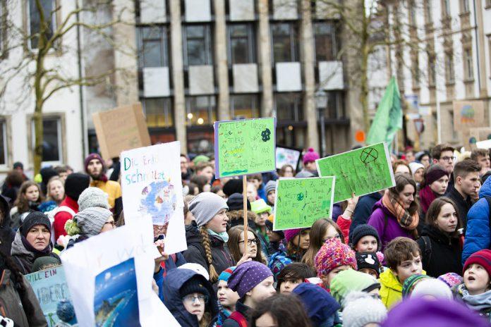 WeekForFuture: Sciopero globale per il clima