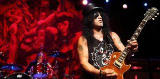 """Slash: musica da """"brivido"""" per un parco a tema"""