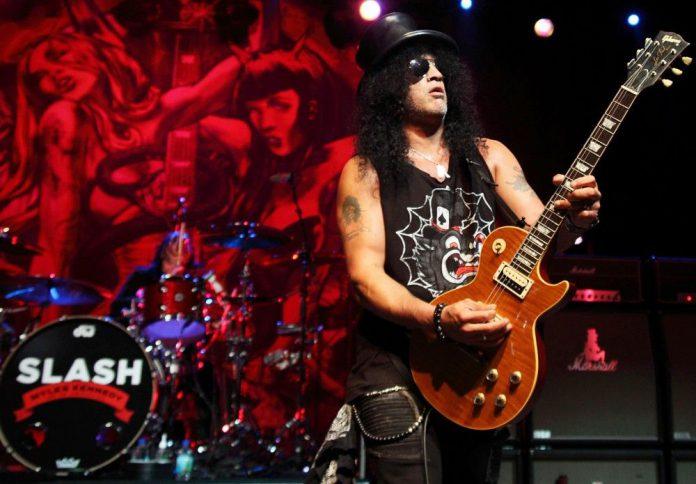 Slash: musica da