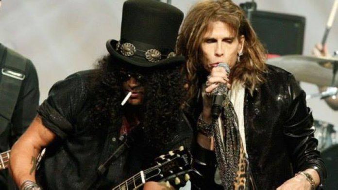 Slash & Aerosmith: nuovo album
