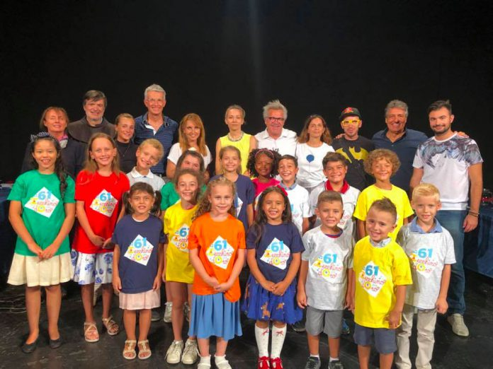 Zecchino d'Oro 61: i bambini solisti delle canzoni in gara