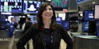 Stacey Cunningham la prima donna al vertice della Borsa di New York